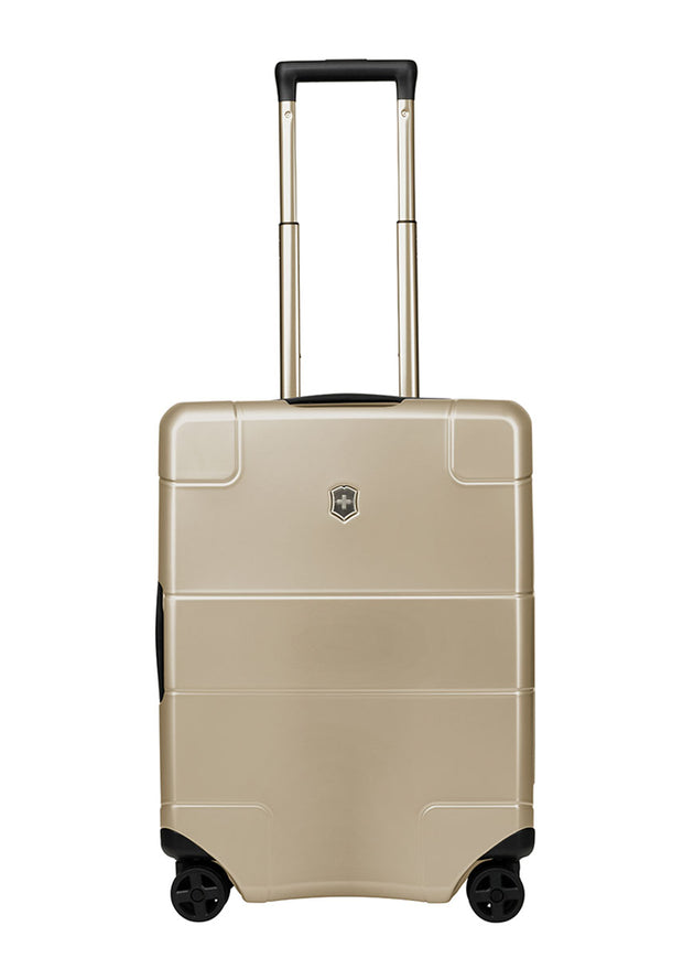 Victorinox Lexicon Hardside Global Carry-On Champagne Gold - London Luggage