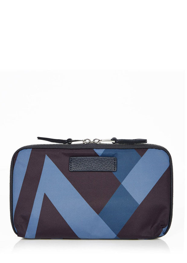 Knomo Mayfair Knomad Travel Wallet V&A - London Luggage
