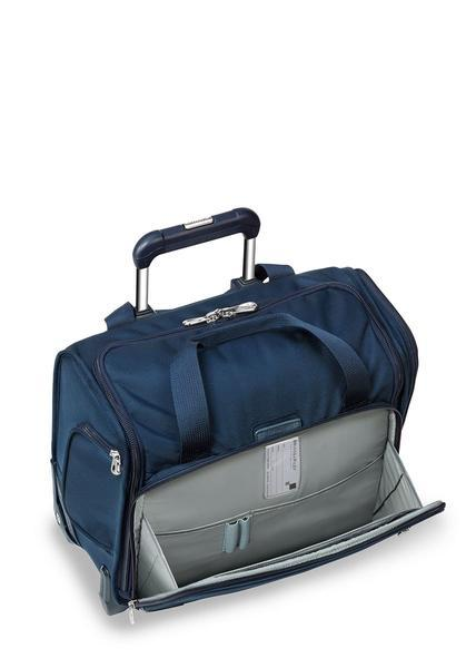 Briggs & Riley Baseline Rolling Cabin Bag - London Luggage