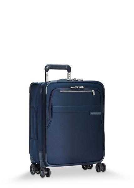 Briggs & Riley Baseline International Carry-On Expandable Wide-Body Spinner - London Luggage