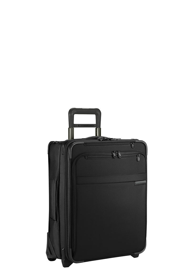 Briggs & Riley Baseline International Carry-On Wide-Body Upright + Free B&R Toiletry kit! - London Luggage
