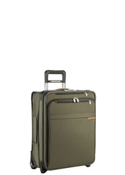 Briggs & Riley Baseline International Carry-On Wide-Body Upright - London Luggage