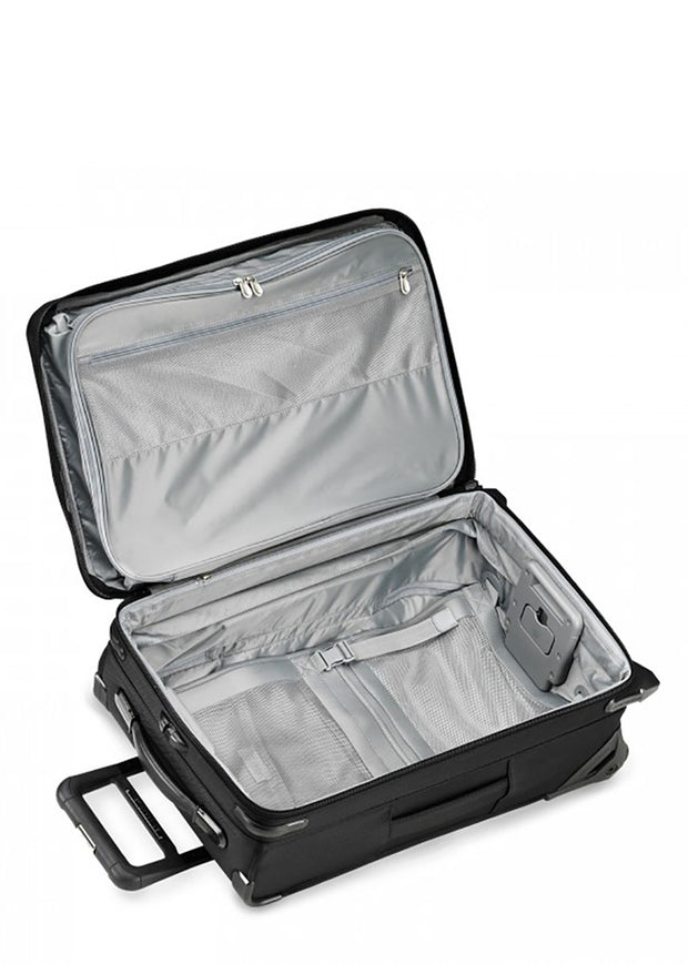 Briggs & Riley Baseline Domestic Carry-On Expandable Upright - London Luggage