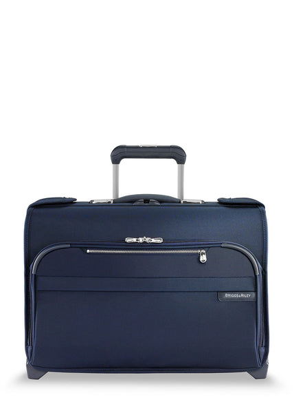 Briggs & Riley Baseline Carry-On Wheeled Garment Bag | Complimentary gift package worth £90 + 10% Off! - Code 'autumnwinter10' - London Luggage