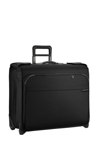 Briggs & Riley Baseline Deluxe Wheeled Garment Bag - London Luggage