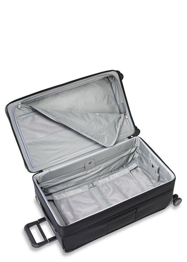 Briggs & Riley Baseline Extra Large Expandable Trunk Spinner - London Luggage