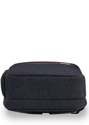 Briggs & Riley Kinzie Street Medium Backpack Navy - London Luggage
