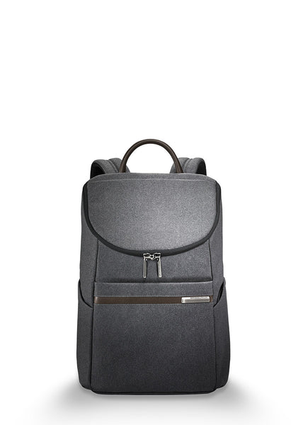 Briggs & Riley Kinzie Street Small Wide-Mouth Backpack - London Luggage