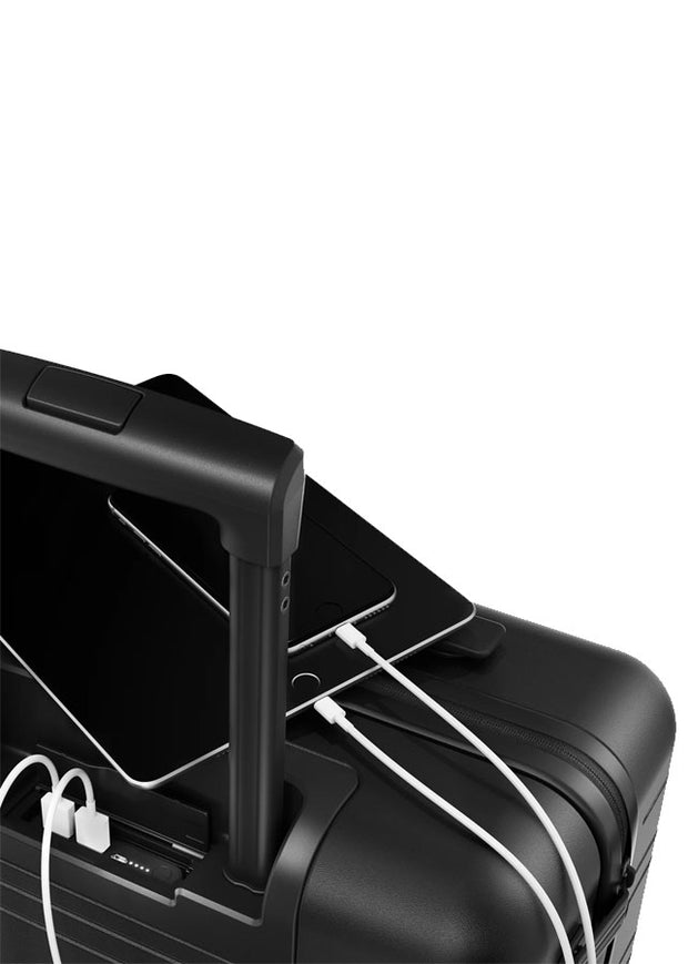 Horizn M5 Cabin luggage- All Black - London Luggage