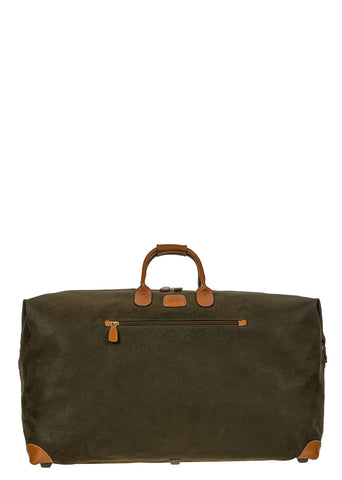 Brics Life Holdall Large Clipper - London Luggage
