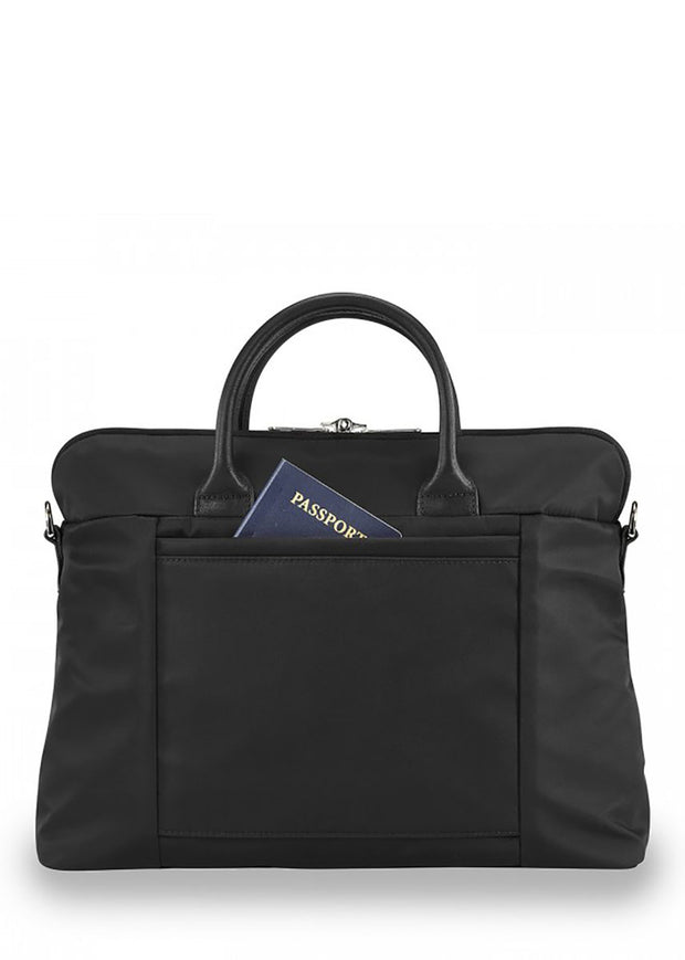 Rhapsody Slim Business Briefcase