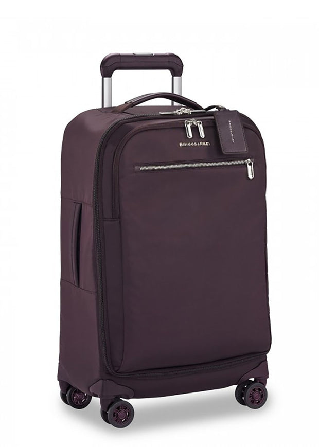Briggs & Riley Rhapsody Tall Carry-On Spinner - London Luggage