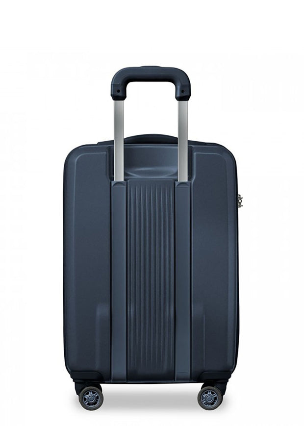 Sympatico Domestic Carry-On Expandable Spinner - Matte Navy