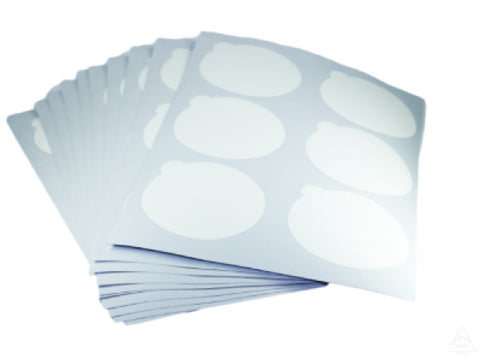 Glue Cover Stickers 60Pcs Eyelash Extension Products