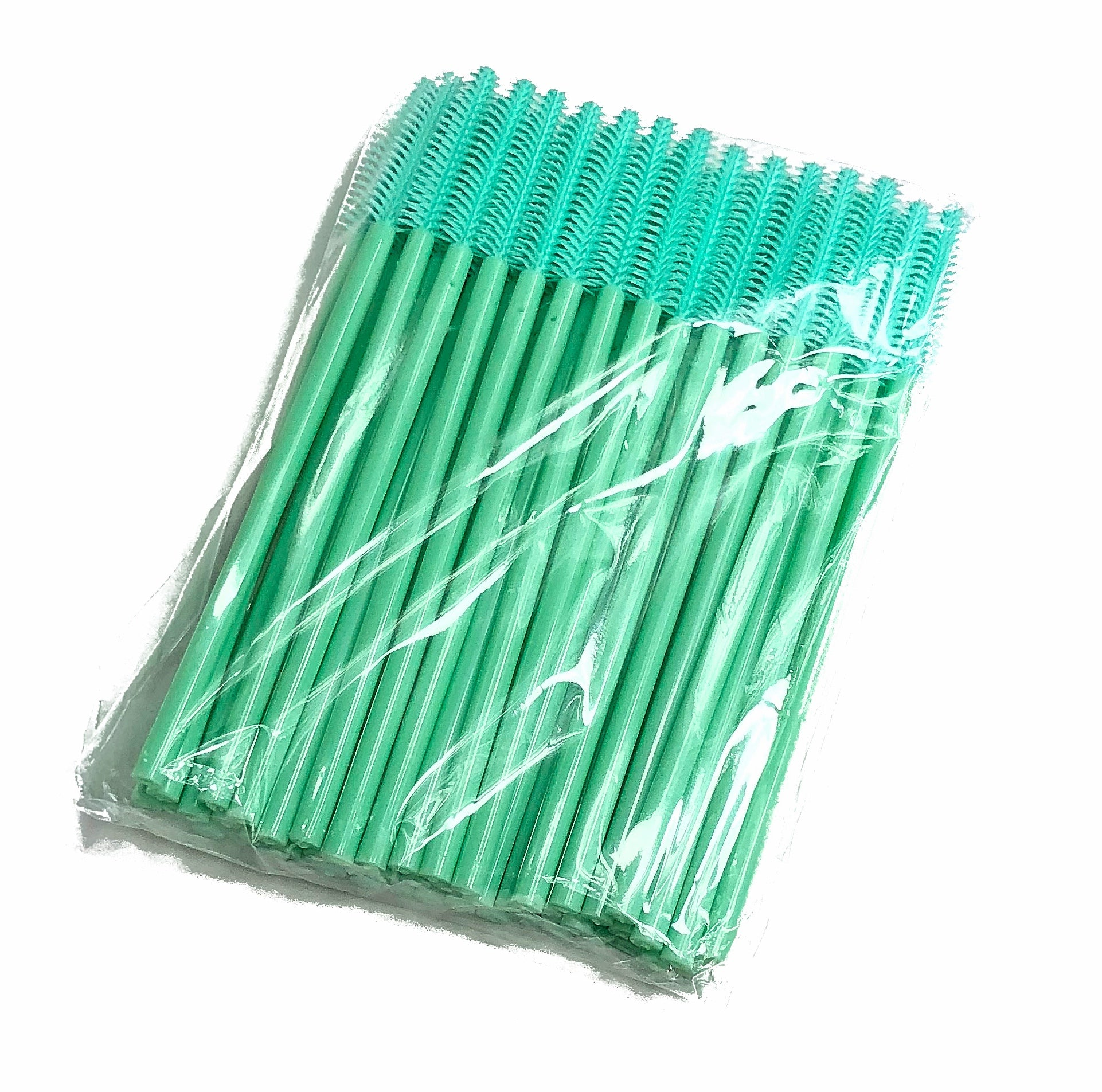 Silicone Eyelash Brush (50pcs)