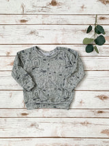 Woodland Creatures Pullover