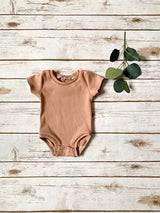 Bodysuit - Rose Rib