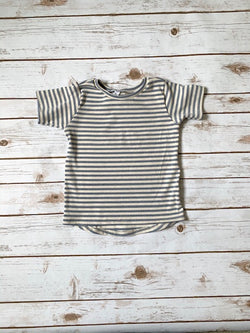 Denim Stripe T-Shirt
