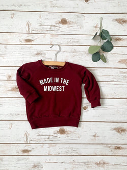 Made in the Midwest Pullover