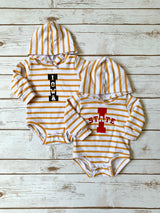 Iowa Hooded Bodysuit