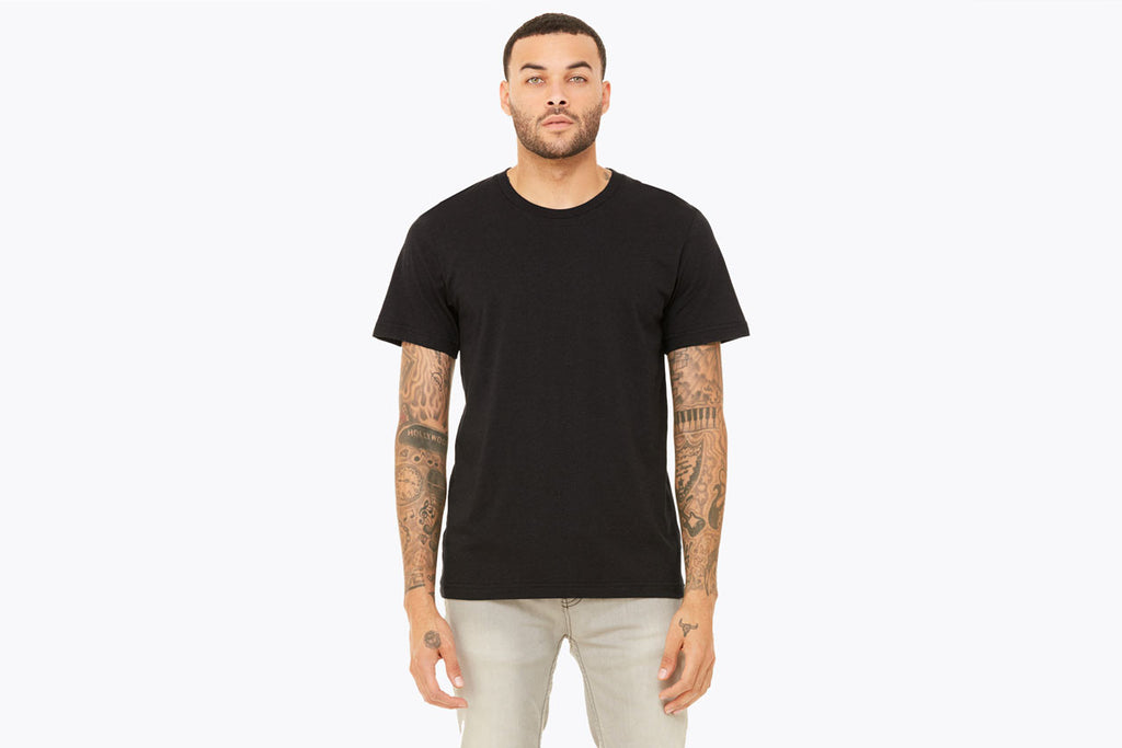 Bella + Canvas Unisex Triblend Short Sleeve Tee. 3413 - WUE INC