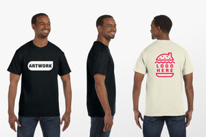 Copy of Next Level Premium Short Sleeve Crew - 3600 - WUE INC