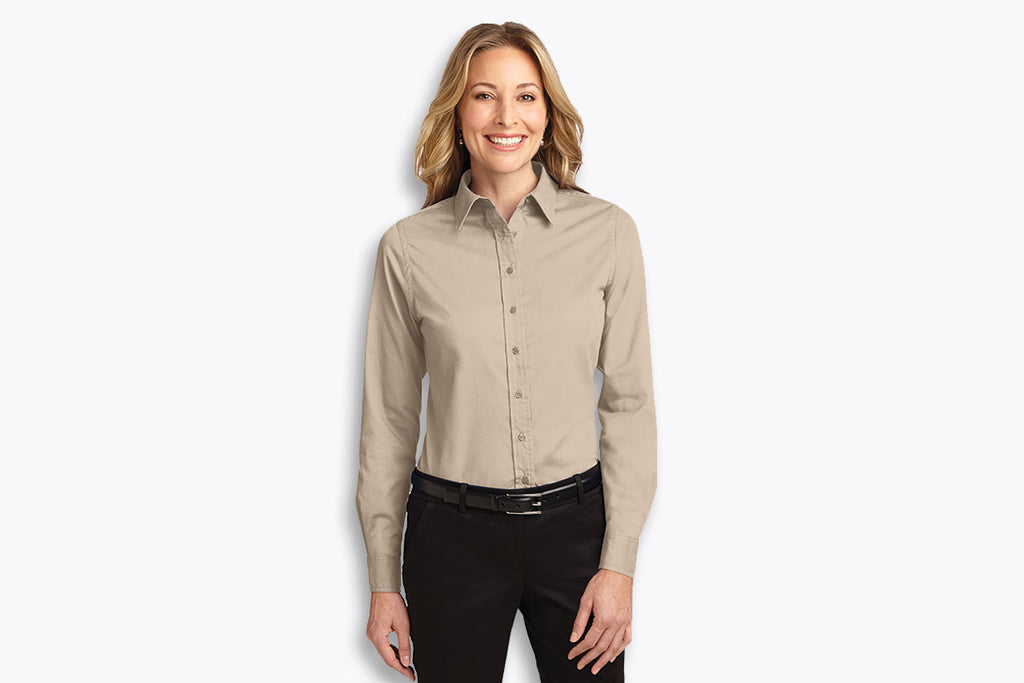 Port Authority Ladies Easy Care Shirt L608 - WUE INC