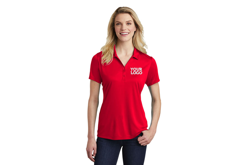 Sport-Tek  PosiCharge Ladies Competitor Polo LST550 - WUE INC