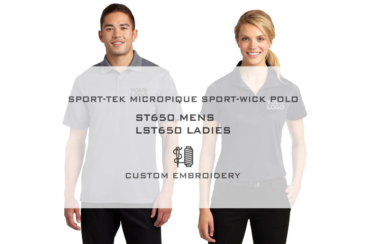 b0be09935 Sport-Tek Ladies Micropique Sport-Wick Polo LST650 - WUE INC