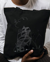 Load image into Gallery viewer, Tone Study Tote Bag: Ekow Stone