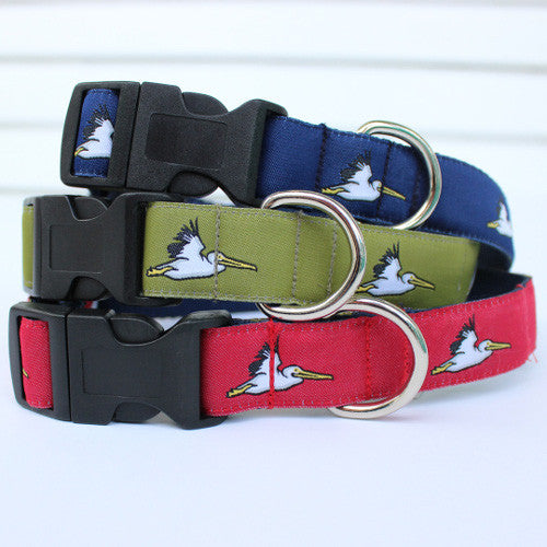 NOLA Couture dog collars