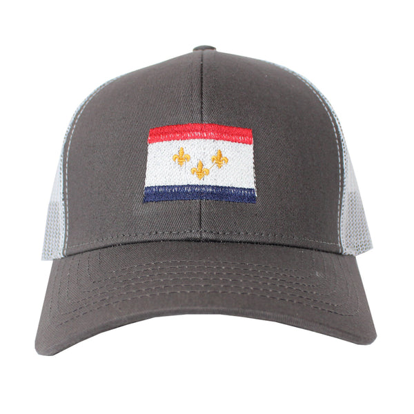 New Orleans Flag Baseball Cap