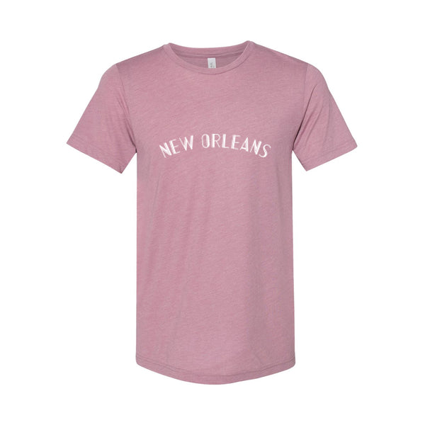 New Orleans Orchid Tee
