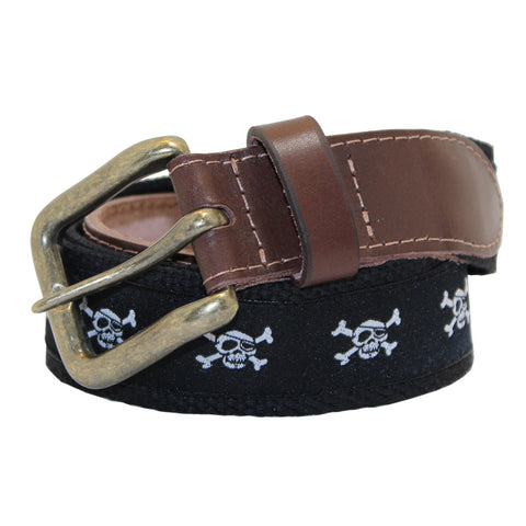 Pirates Alley Club Belt