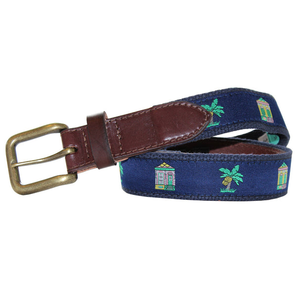 Shotgun House Club Belt