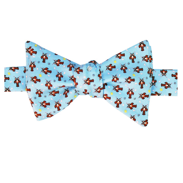 Crawfish Boil Bow Tie