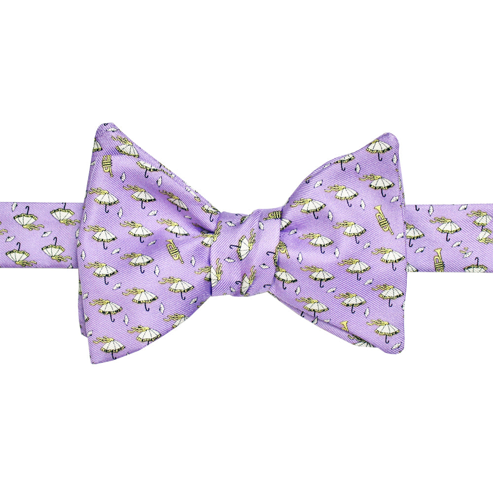 Second Line Bow Tie