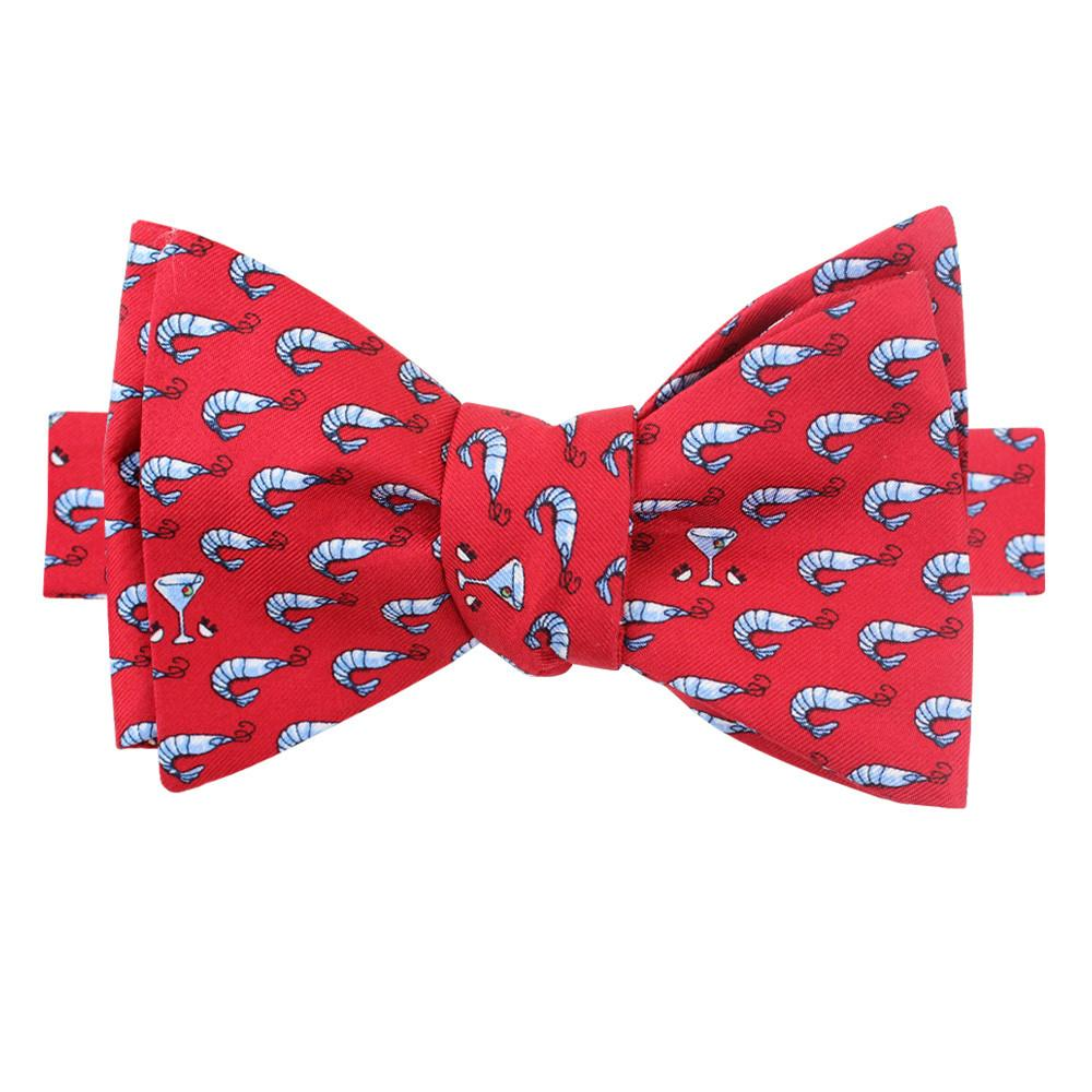 Cayenne Red Shrimp Cocktail Bow Tie