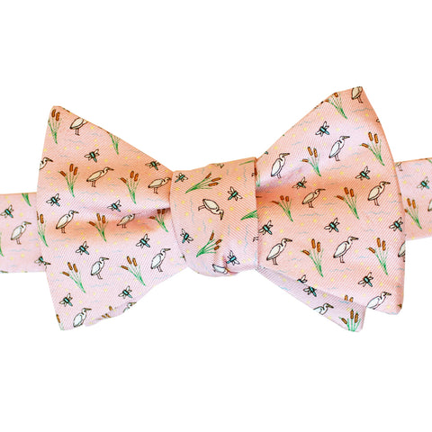 Boys' Wetlands Bow Tie