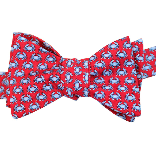 Boys' Boiled Crab Bow Tie