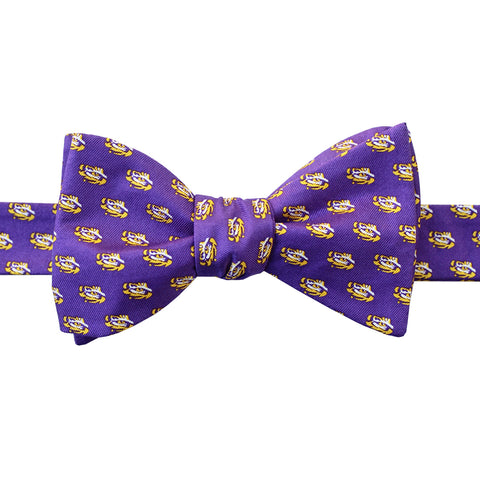 Eye of the Tiger Bow Tie