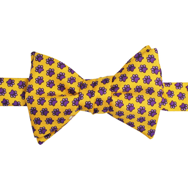 Paw & Tiger Bow Tie