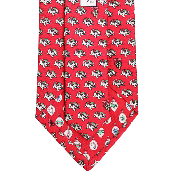 Boys' Holiday NOLAgator Tie