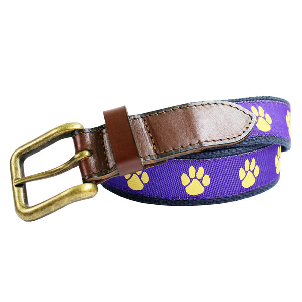 Paw Prints Club Belt