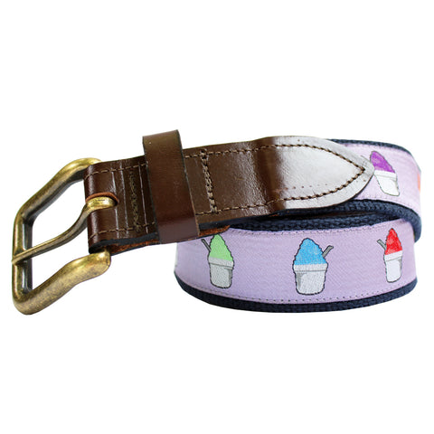 Snoball Club Belt