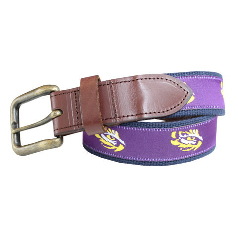 Eye of the Tiger Club Belt