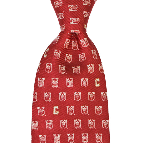 College of Charleston Tie