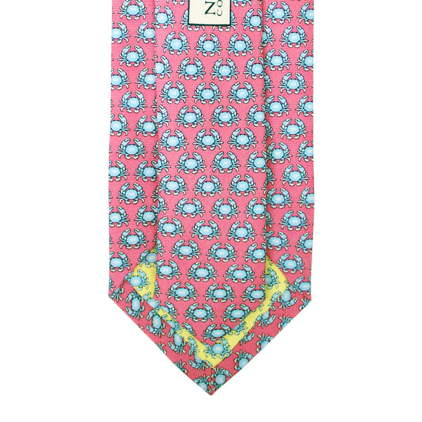 Panama Pink Boys' Boiled Crab Tie