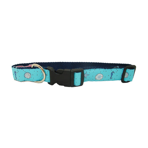 Sea Critter Dog Collar