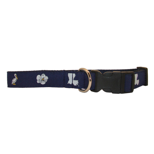 Louisiana Dog Collar